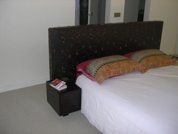 amibois t 234 te de lit avec chevets int 233 gr 233 es