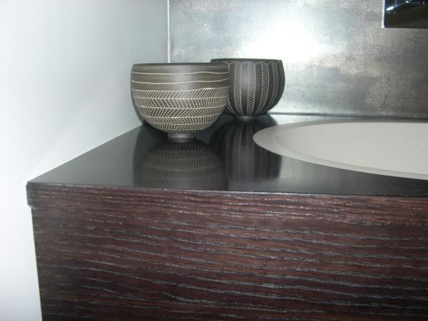 Meuble Vasque Chene. Finest Meuble Lave Main Micro Chene With Meuble ...